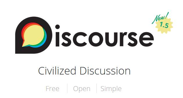 Discourse el mejor CMS para montar una comunidad