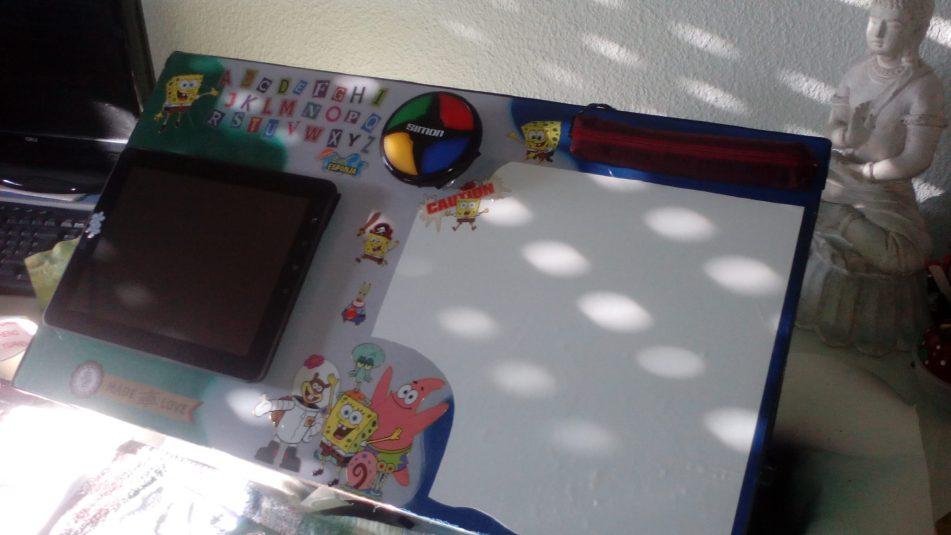 i-Pupitre un nuevo concepto de pupitre para los niños con necesidades especiales
