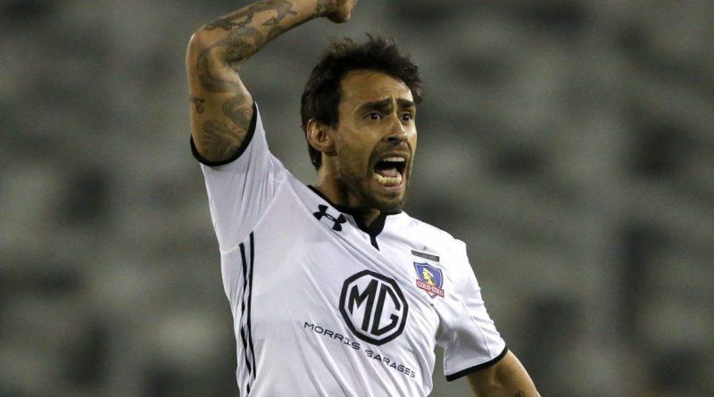 Jorge Valdivia, volante de Colo Colo