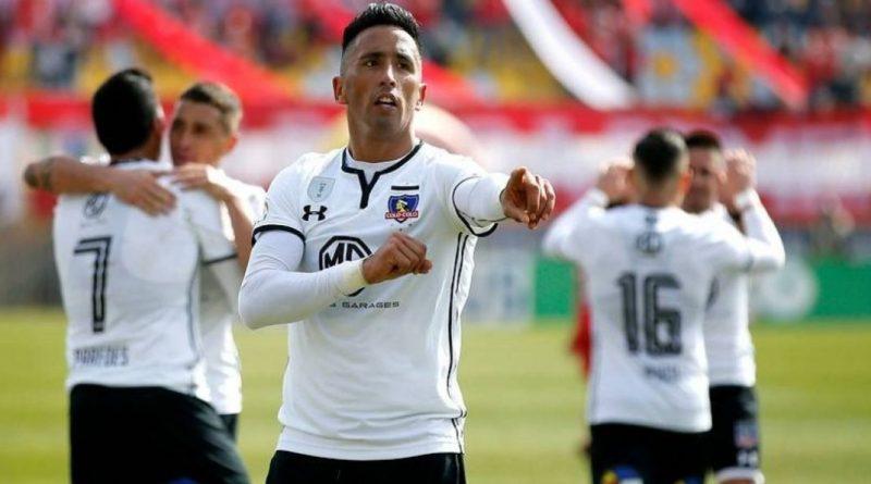 Lucas Barrios Colo Colo