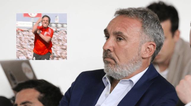 Marcelo Espina se refirió al polémico gesto de Mario Salas en el Colo Colo vs Universidad de Chile
