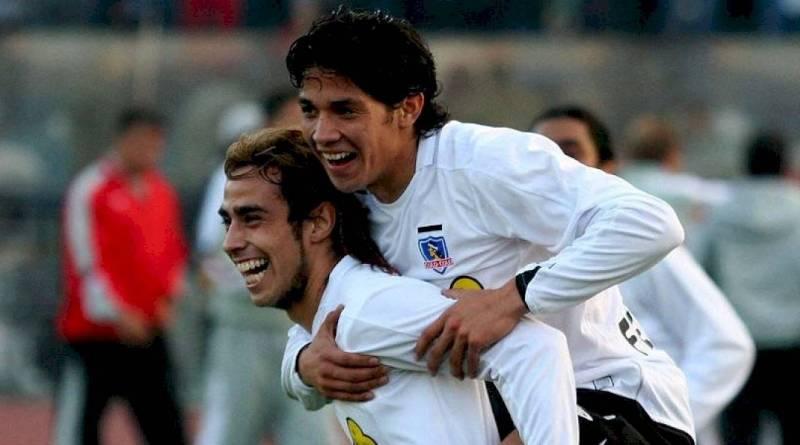 Matías Fernández y Jorge Valdivia - Photosport