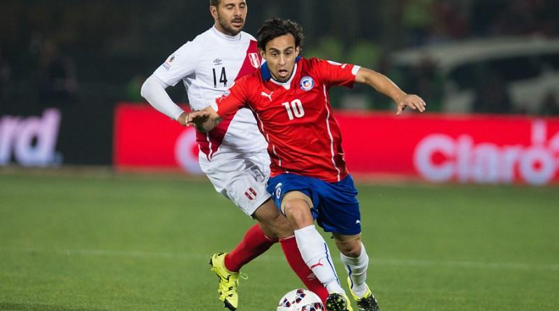Jorge Valdivia podría volver a la roja