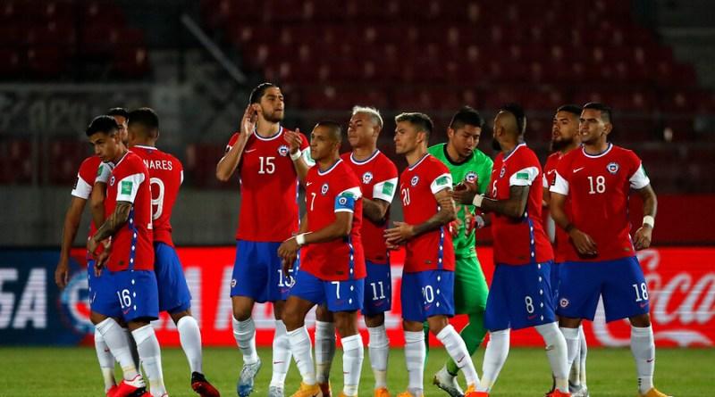 Formación de Chile vs Perú