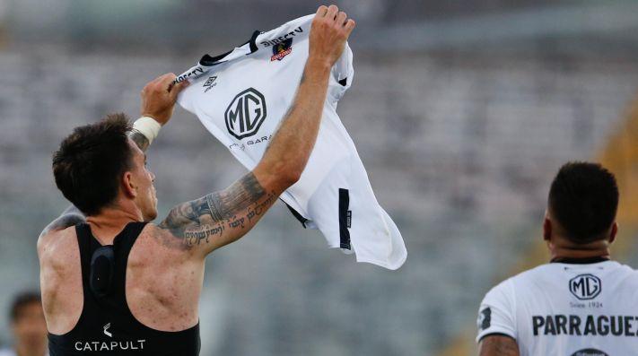 Colo Colo gana con agónico gol de Pablo Mouche
