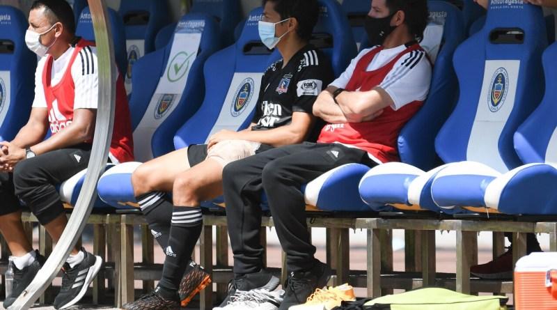 Matías Fernández lesión Colo Colo