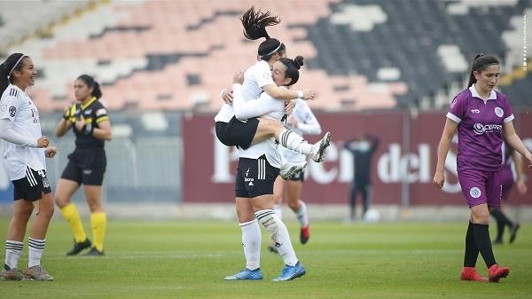 Colo Colo Femenino se prepara para su próximo partido