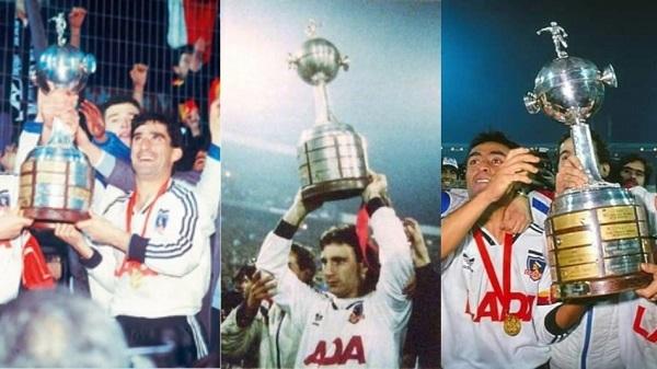 A 30 años de que Colo Colo alzara la Copa Libertadores