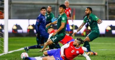 Tabla de posiciones: Chile empata con Bolivia y desaprovecha tres puntos de oro