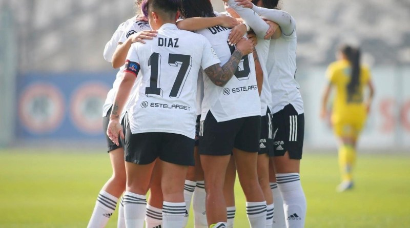 Próximo partido   Colo Colo Femenino se enfrentará a las líderes del Campeonato Nacional