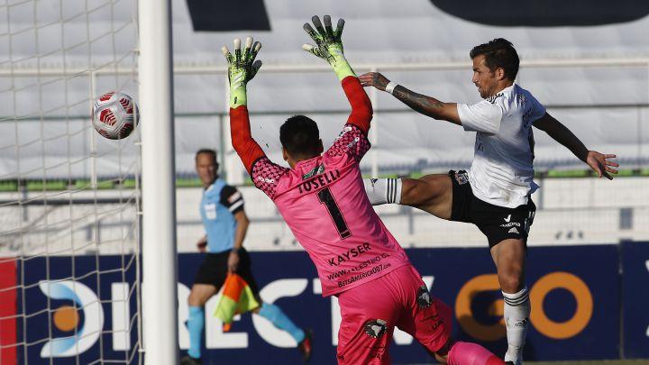 Próximo partido | Colo Colo se medirá con Palestino por la vuelta de la Copa Chile