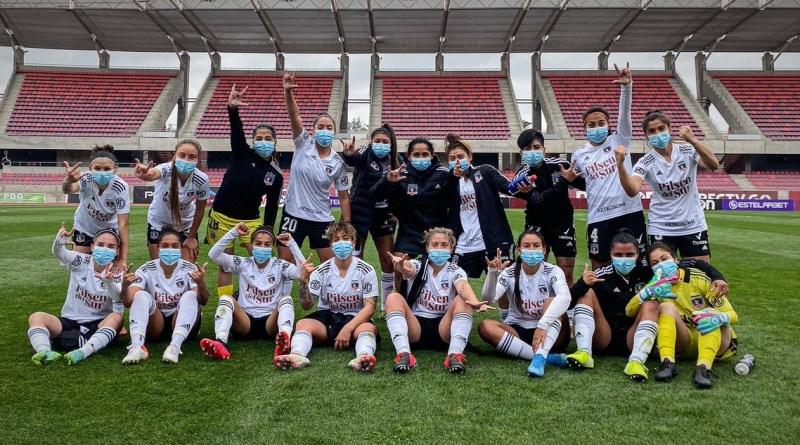 Colo Colo Femenino se enfrentará a Universidad Católica por los Cuartos de Final. Foto: Colo Colo