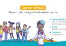 """Curso Virtual autoformativo """"Desarrollo integral del adolescente"""" – 2do grupo, preinscripción de participantes del 01 al 25 de octubre de 2020"""