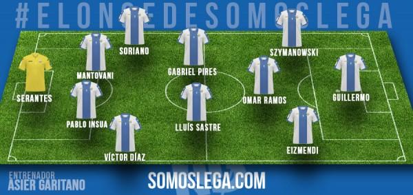 ONCE SOMOS LEGA_jornada5