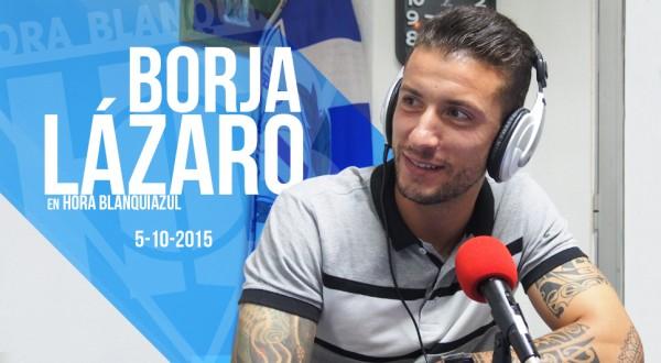 Borja Lazaro en HB