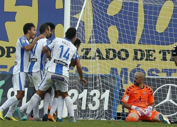 Lluis Sastre, gol al Albacete