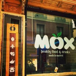 MOX - Healthy Food & Drinks (Corredera Baja de San Pablo, 53)