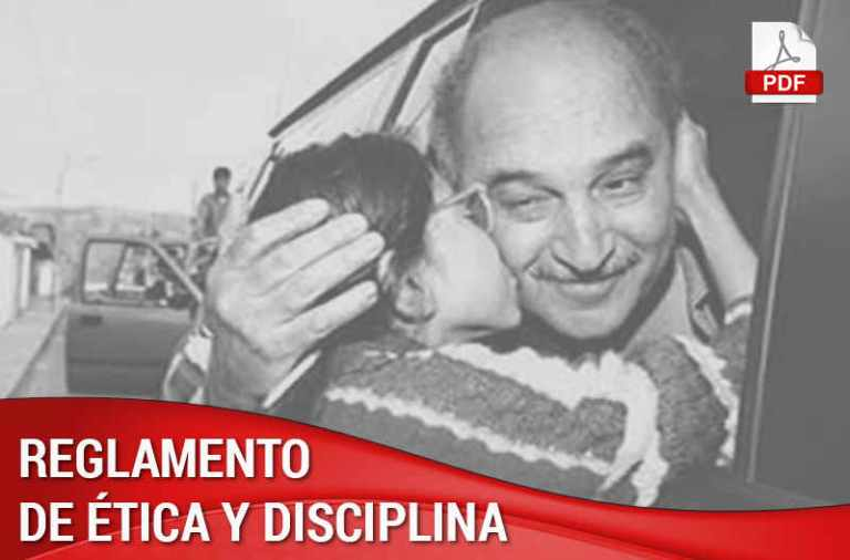 Somos Perú - Reglamento de Ética y Disciplina
