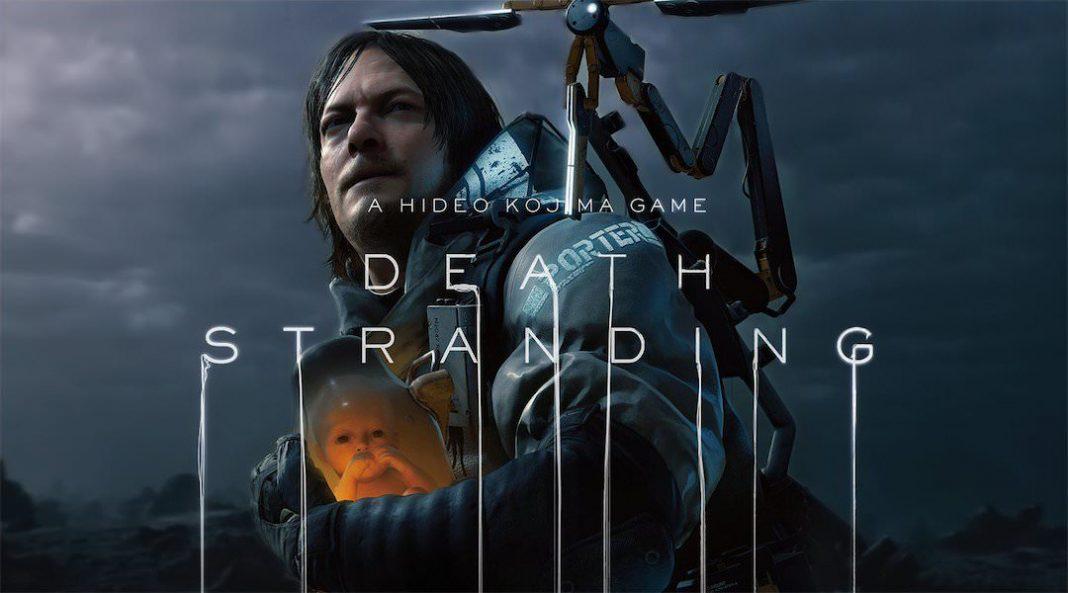 Death Stranding muestra The Drop, su nuevo y espectacular tráiler CGI