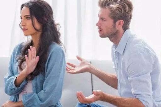 problemas de pareja rencor