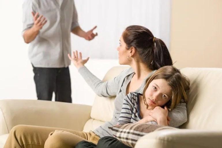 discusión hijos
