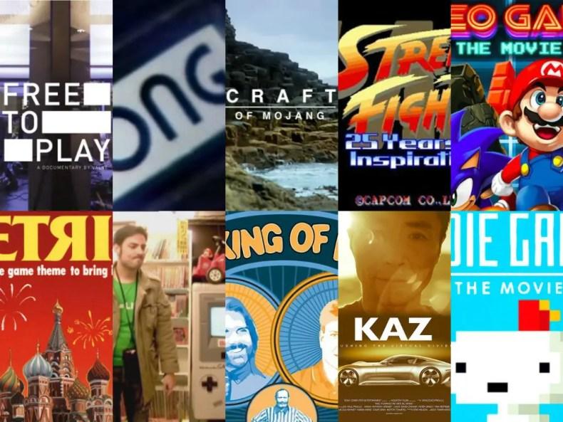 Los 10 mejores documentales sobre videojuegos. SomosXbox