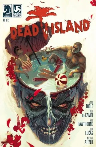 Cómic Dead Island portada