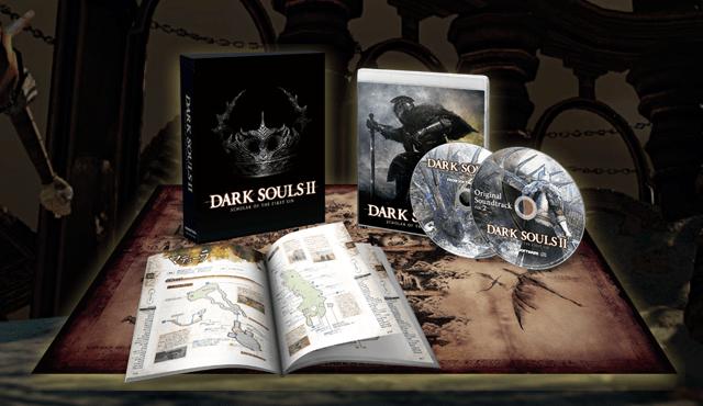 Dark Souls II: Scholars Of The First Sin_LImitada_Japong_Xbox_One