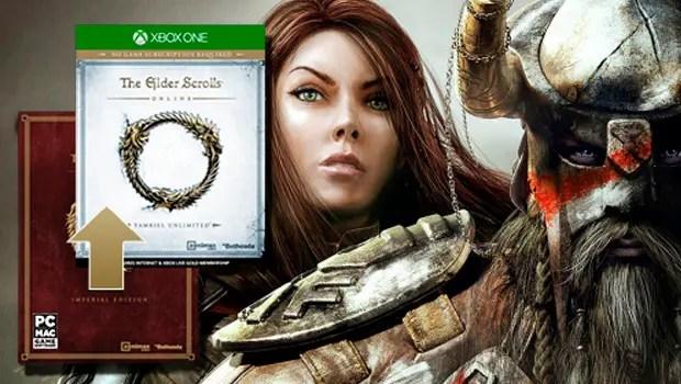 Elder Scrolls Online Port