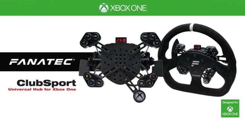 Fanatec Universal Hub Xbox One