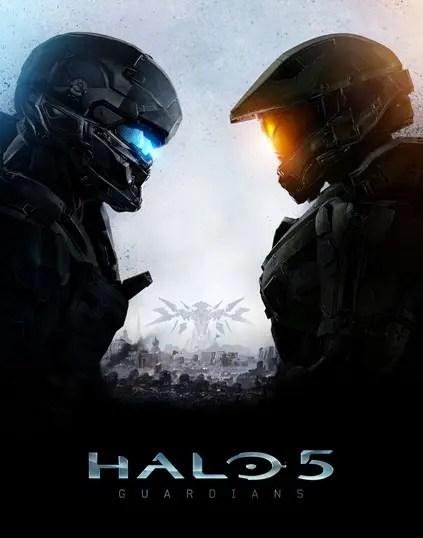 nueva portada de Halo 5: Guardians