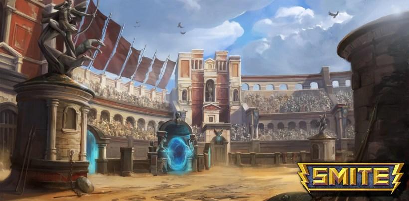Smite New Arena