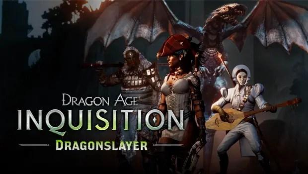 Dragon Age Matadragones DLC