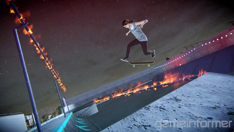 primeras imágenes de Tony Hawk Pro Skater 5