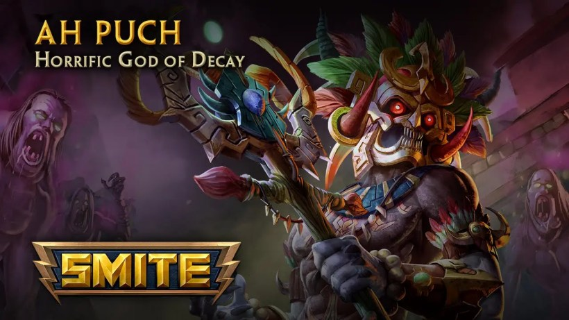 Ah Puch Smite