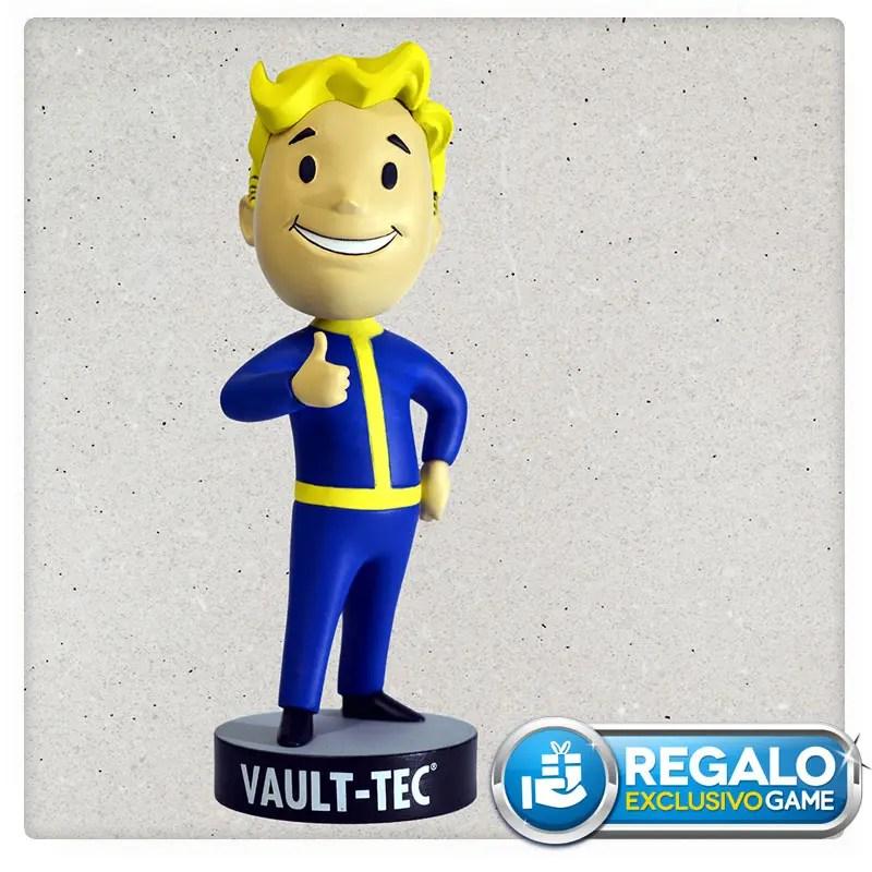 Fallout 4 Figura GAME
