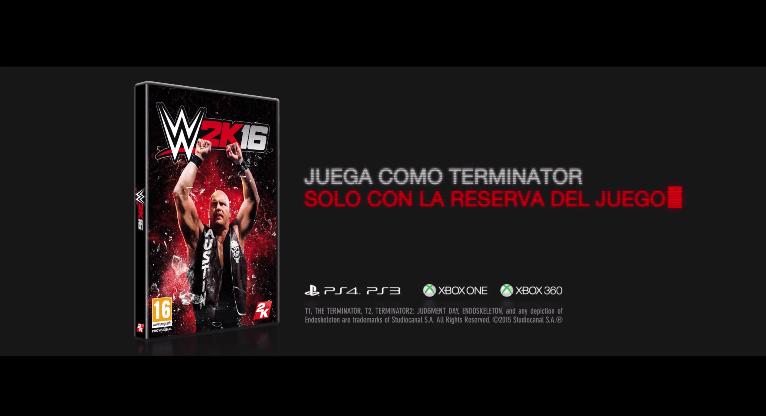 WWE 2K16 1