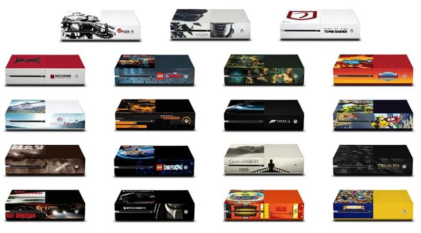 Xbox one comic com