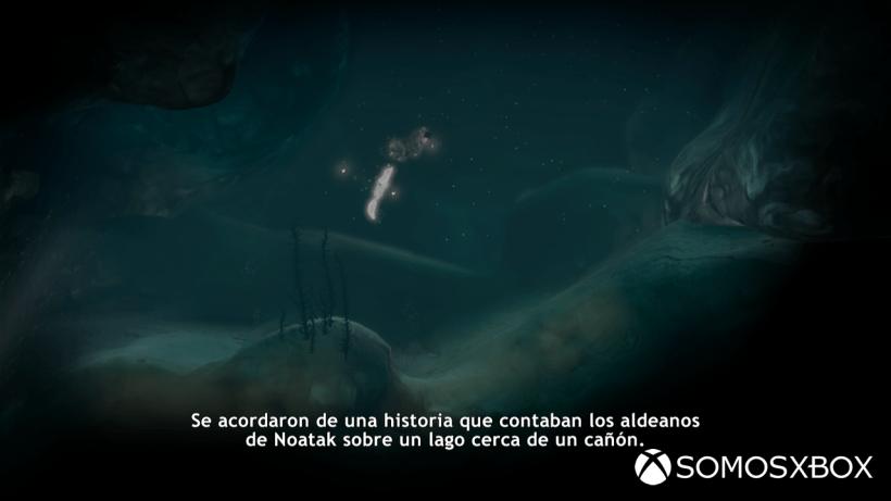 Análisis de Never Alone Foxtales