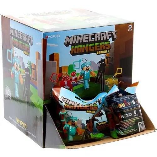 llaveros de Minecraft serie 2 (1)