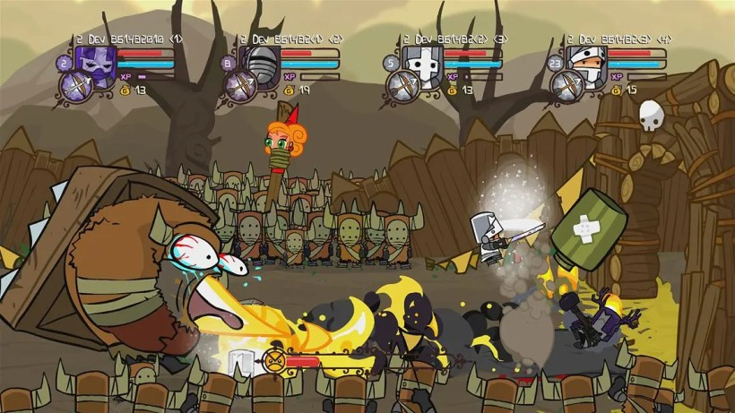 castle crashers 3