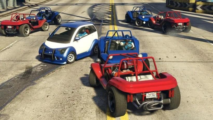 GTA Online Running Back 2