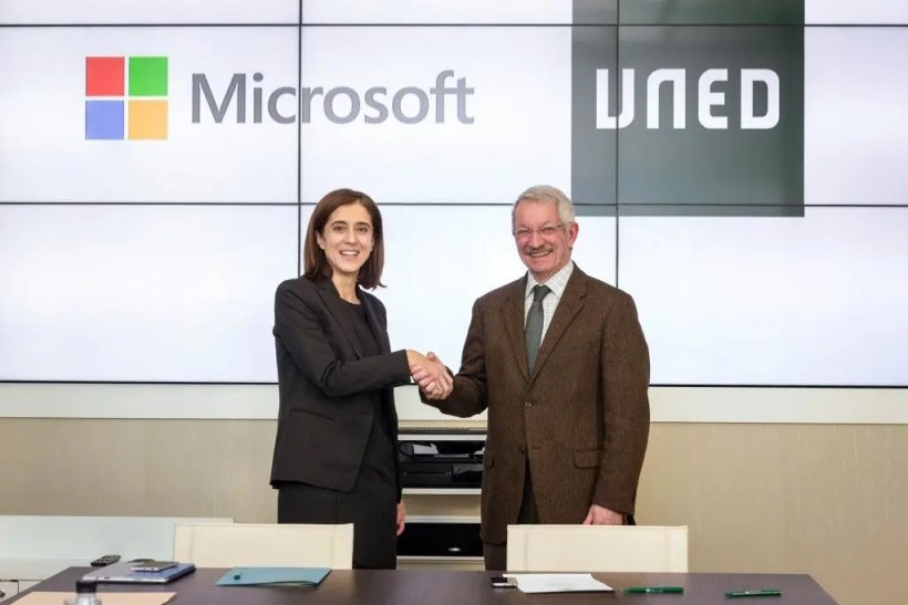 La UNED Microsoft Proyecto Europeo ECO (2)