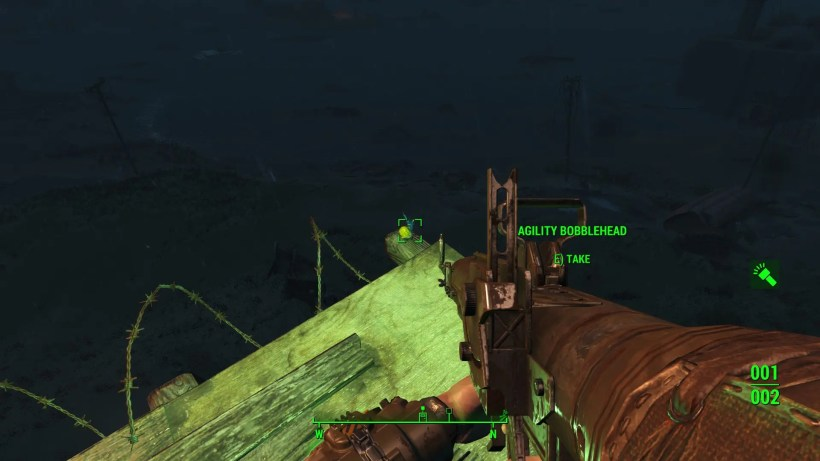 agility bobblehead fallout 4 gamecrate 2