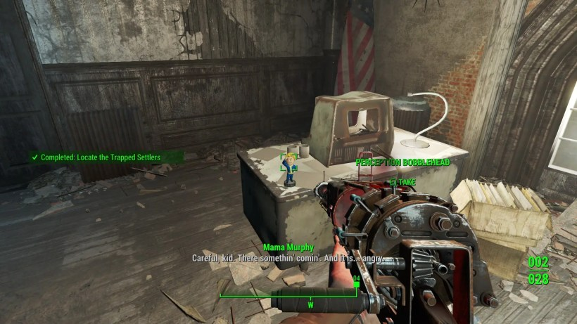fallout 4 perception bobblehead gamecrate 1