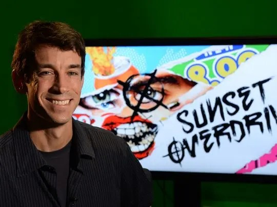 ted price sunset overdrive
