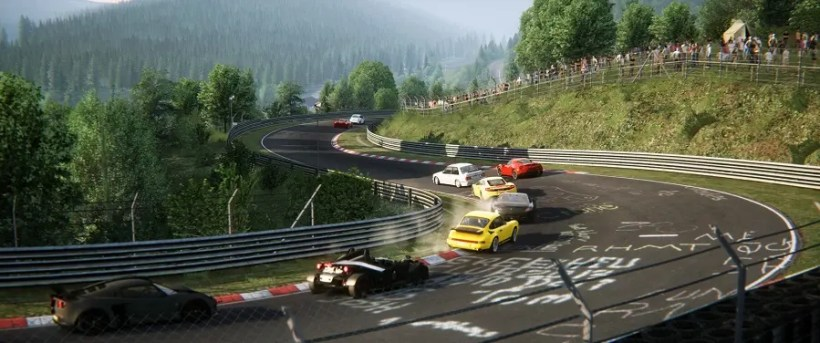 Assetto Corsa Dream Pack screen