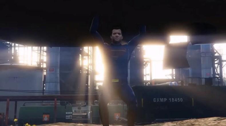 Batman v. Superman en GTA V