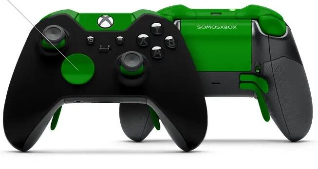 personalizar el Xbox Elite Controller