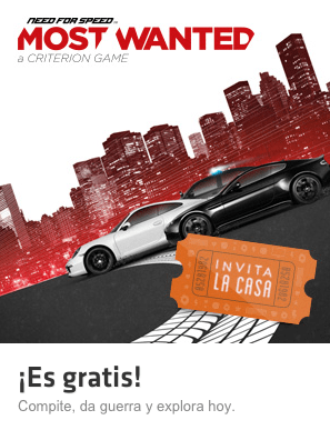 Need for Speed Most Wanted gratis